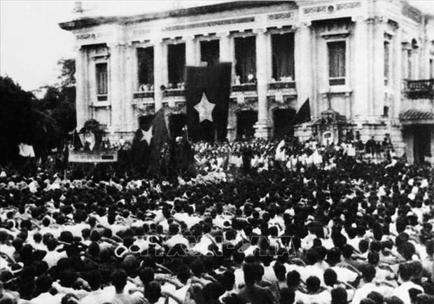 阿尔及利亚媒体盛赞1945年八月革命的历史性意义 hinh anh 2