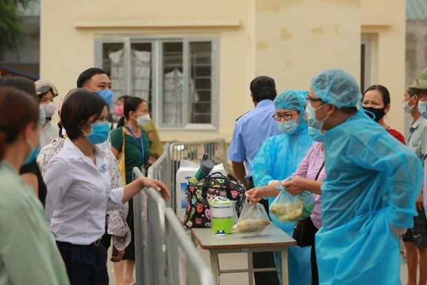 岘港与广南新冠肺炎疫情已得到控制 hinh anh 2