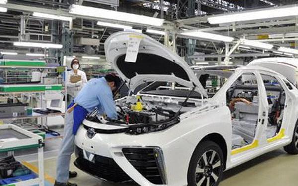 越南国内汽车制造和组装企业被准许延期缴纳特别消费税 hinh anh 2