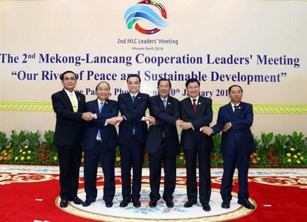 澜沧江-湄公河合作第三次领导人会议将以视频形式召开 hinh anh 2