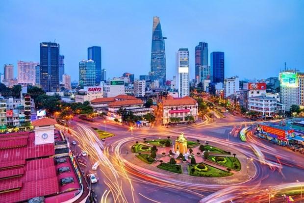 日本是胡志明市最大的投资商 hinh anh 1