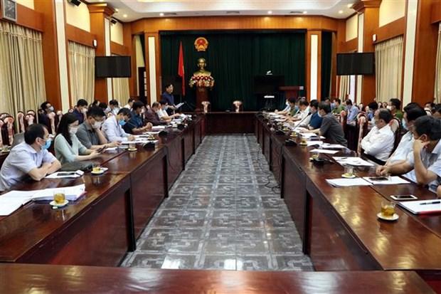 越南卫生部副部长:海阳省的疫情基本得到控制 hinh anh 1