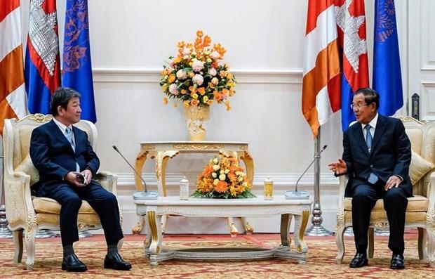 日本和柬埔寨或将于2020年9月放宽对两国公民的出行限制 hinh anh 1