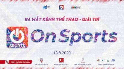 专门播放越南国足比赛的电视频道开播 hinh anh 1
