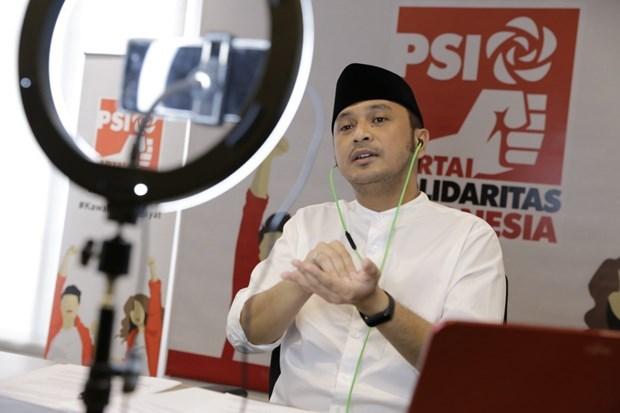 印尼团结党代理总主席宣布参加2024年总统竞选 hinh anh 1