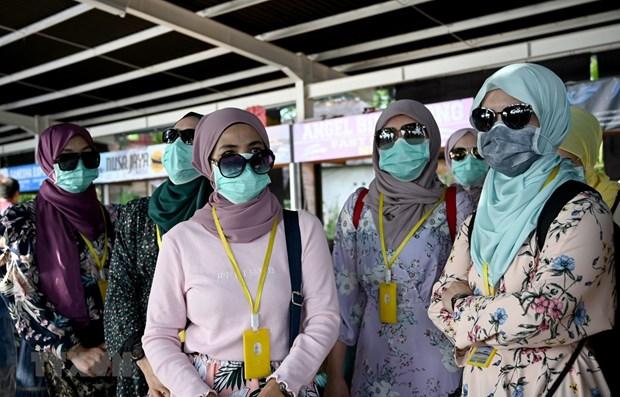新冠肺炎疫情:菲律宾和印尼单日新增新冠确诊病例数千例 hinh anh 2