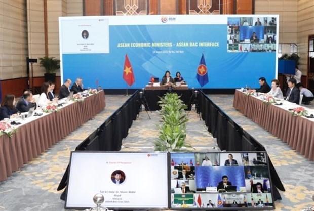 2020东盟年:制定后疫情时期经济复苏计划 hinh anh 1
