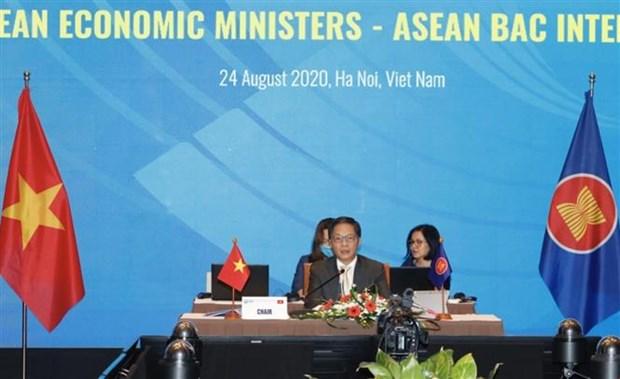 2020东盟年:制定后疫情时期经济复苏计划 hinh anh 2