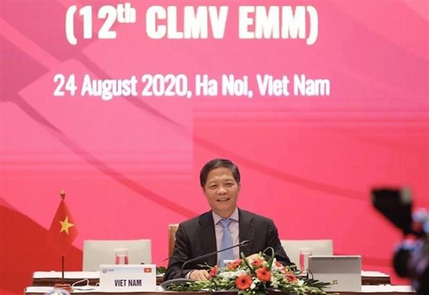 柬埔寨、老挝、缅甸与越南努力应对新冠肺炎疫情实现疫后复苏 hinh anh 2