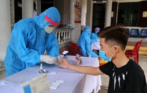 胡志明市在新冠肺炎疫情背景下努力推进经济发展 hinh anh 1