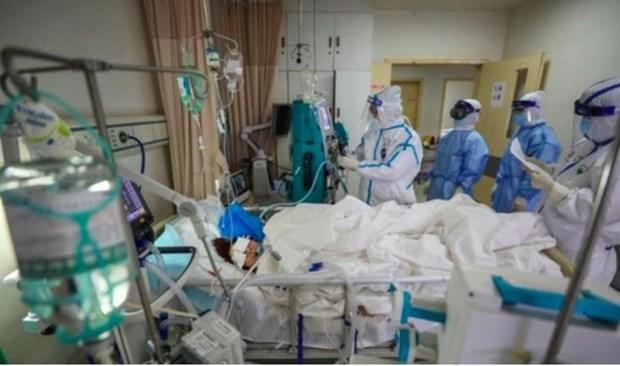 越南新增1例新冠肺炎死亡病例 hinh anh 1
