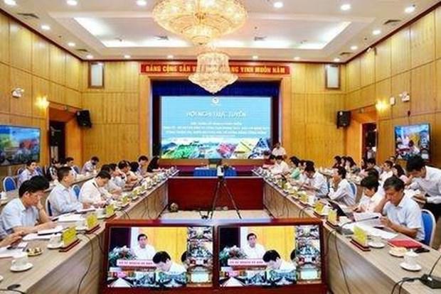 阮志勇:各地方须因地制宜制定2021-2025年阶段经济社会发展和公共投资计划 hinh anh 2