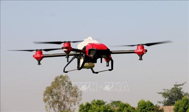 越南政府对边境地区驾驶飞行器的行为予以严厉处罚 hinh anh 2