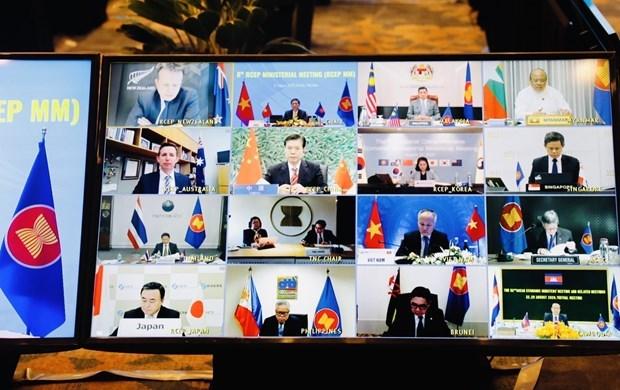 致力于《区域全面经济伙伴关系协定》在2020年底签署 hinh anh 2