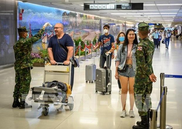 泰国准备迎接外国游客 推进旅游业复苏 hinh anh 1