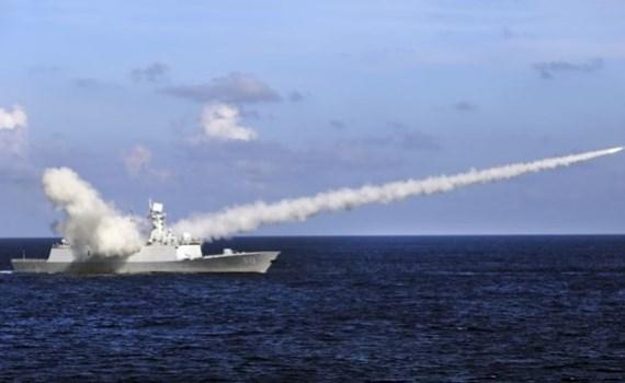 美国谴责中国在东海发射弹道导弹活动 hinh anh 1