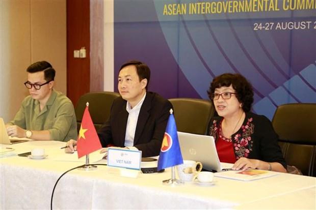 东盟政府间人权委员会召开2020年第一次特别会议 hinh anh 2