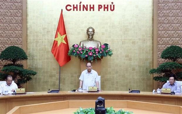 政府总理阮春福:加快对外国专家和投资者签证签发工作 hinh anh 2