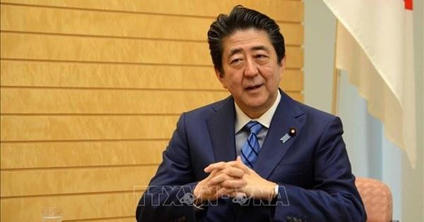 日本首相安倍晋三:我非常希望进一步深化日越两国关系 hinh anh 1