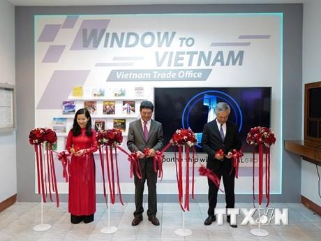 """""""越南之窗""""项目在泰国正式开幕 hinh anh 1"""