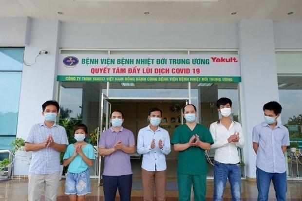 越南无新增病例 累计确诊病例1044例 hinh anh 1