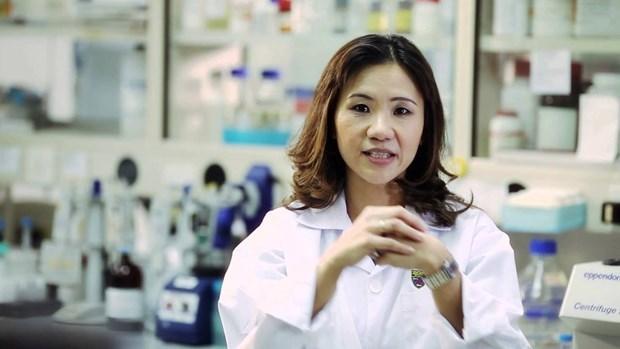 马女性科学家陈玉芬荣获2020年东盟-美国女性科学一等奖 hinh anh 1