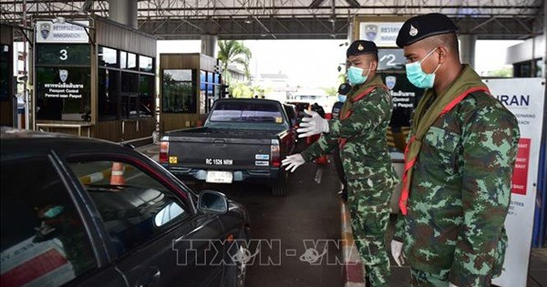 新冠肺炎疫情:泰国加强边境管控 菲律宾继续放宽限制措施 hinh anh 1