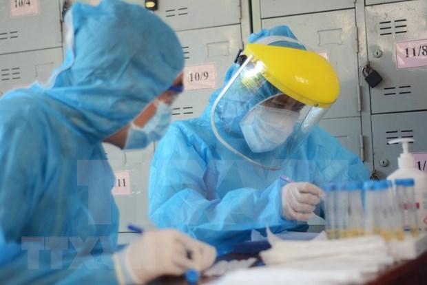 新冠肺炎疫情:越南连续第四天无新增本地确诊病例 hinh anh 1