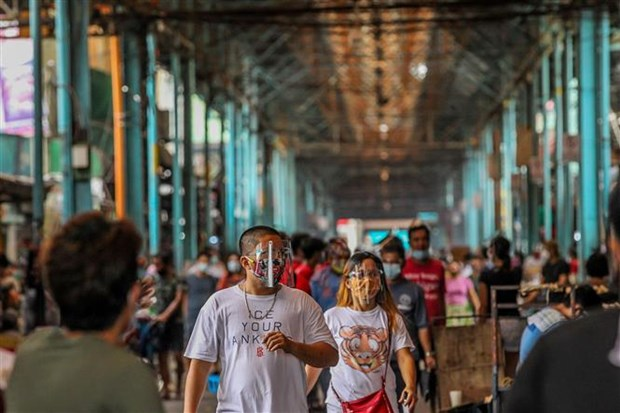 新冠肺炎疫情:泰国加强边境管控 菲律宾继续放宽限制措施 hinh anh 2
