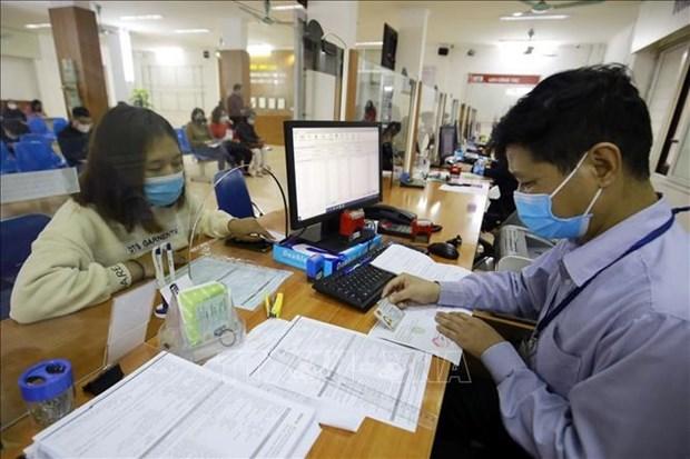 2020年第二季度 越南的失业率创10年来新高 hinh anh 2