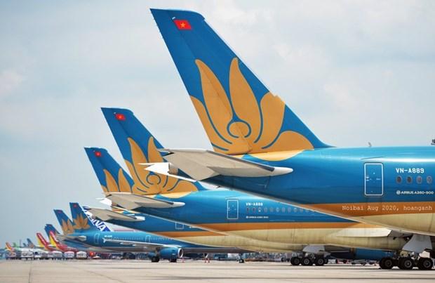 越南航空局建议9月15日重新恢复部分国际航班 hinh anh 1