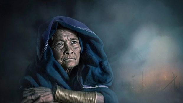 越南摄影师陶进达夺得国际艺术图片大赛金牌 hinh anh 1