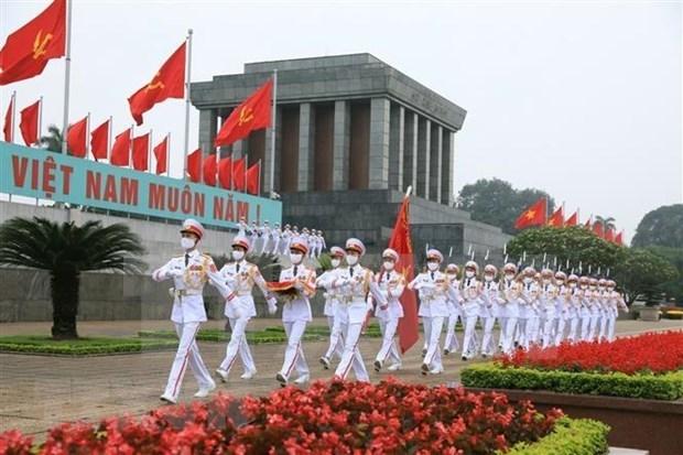 世界各国领导人就越南国庆75周年向越南领导人致贺电和贺信 hinh anh 2