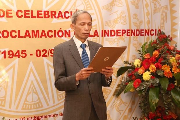 越南国庆75周年庆祝活动在俄罗斯和阿根廷举行 hinh anh 2