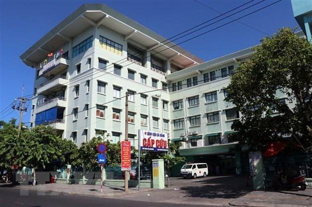 旅居意大利越南侨胞携手帮助岘港医院应对新冠肺炎疫情 hinh anh 1