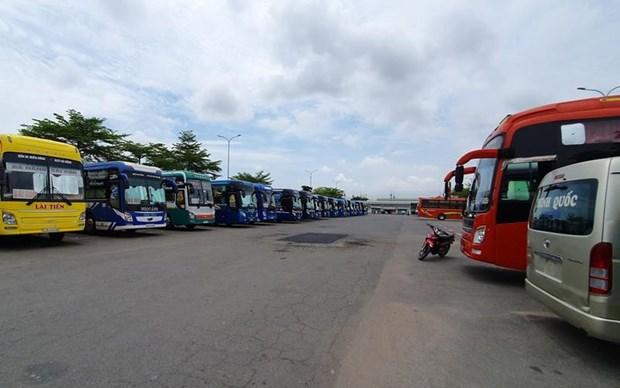 自9月7日0时起恢复往返岘港市的所有客运活动 hinh anh 2