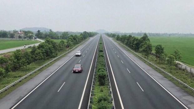 150多个承包商申请参加三个北南高速公路公共投资项目 hinh anh 1