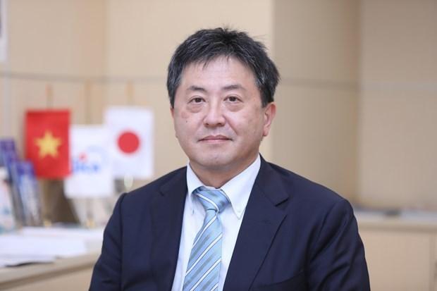JICA首席代表:JICA对能为越南贡献一份力量而感到骄傲 hinh anh 2