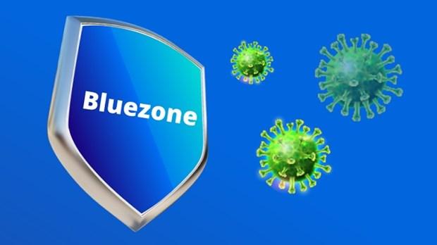 新冠肺炎疫情:Bluezone应用程序继续排查到1891名一代和二代密切接触者 hinh anh 2