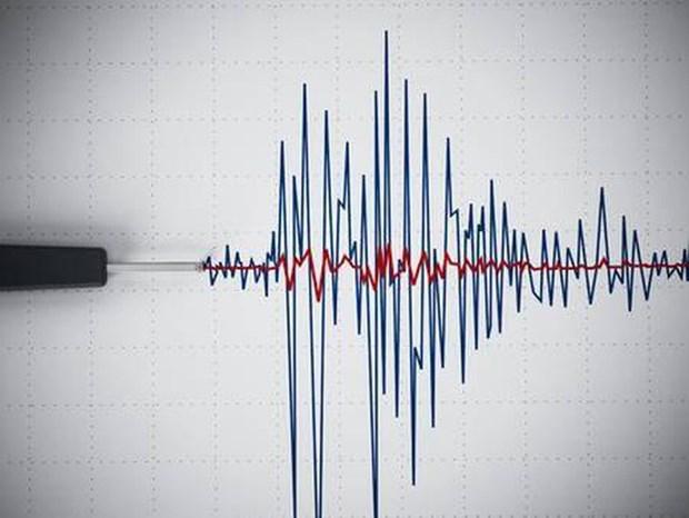 印尼东部沿海地区9月8日上午发生6.2级地震 hinh anh 1