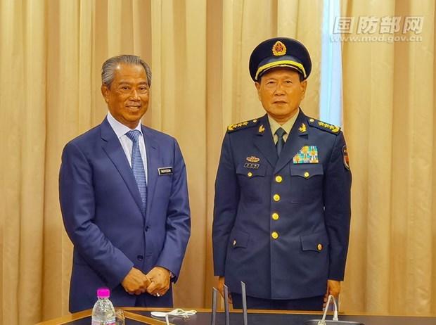 马来西亚与中国加强双边合作 hinh anh 1