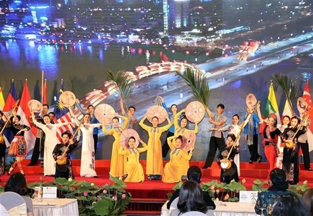越南国会主席阮氏金银出席第41届东盟议会联盟大会会前彩排活动 hinh anh 2