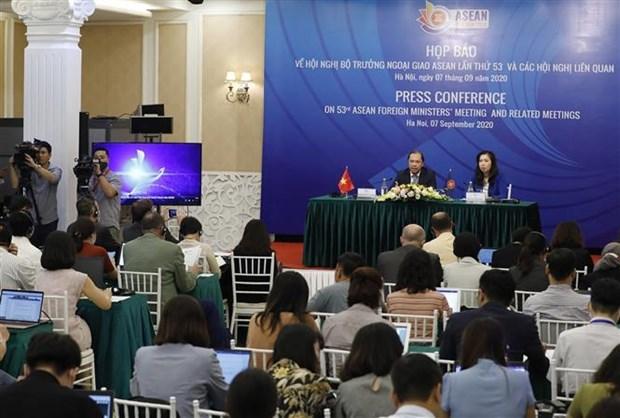 2020年东盟年:共同应对非传统安全挑战 hinh anh 2