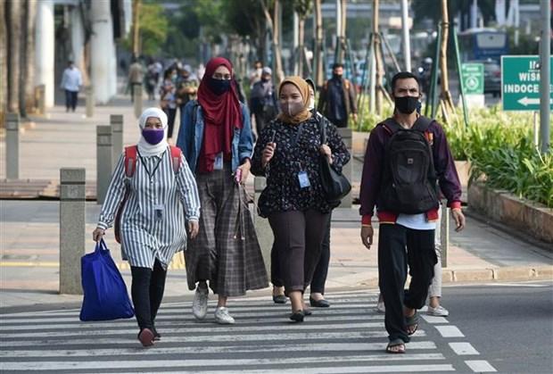 新冠肺炎疫情:马来西亚单日新增确诊创三个月来新高 hinh anh 2
