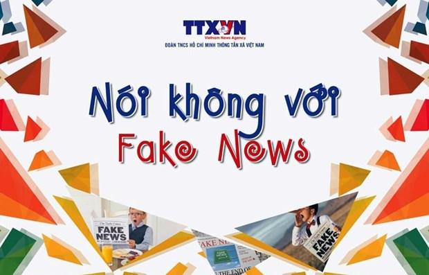 越通社抗击虚假消息项目赢得国际新闻奖 hinh anh 1