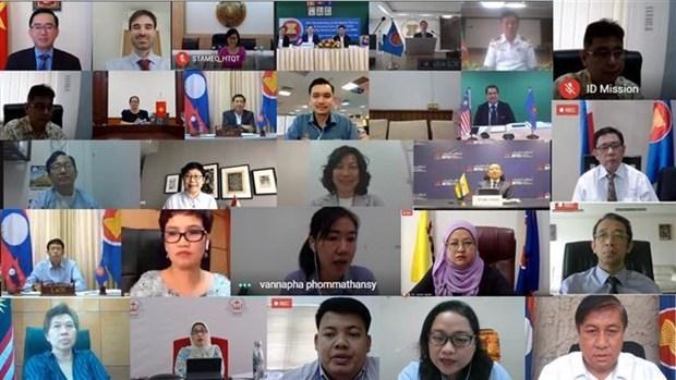 2020东盟轮值主席年:加强东盟专业机构在实施MPAC 2025过程中的协调配合及其积极参加 hinh anh 1