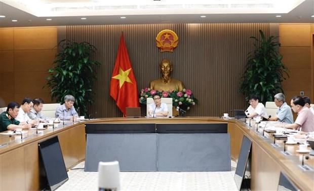 新冠肺炎疫情:越南恢复国际航班时要做好核酸检测工作 hinh anh 1