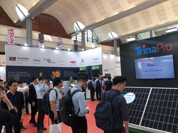 2020年越南太阳能在线展会即将举行 hinh anh 1