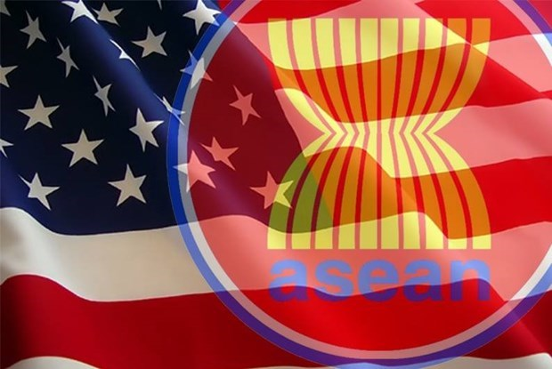 东盟与美国签署地区发展合作 hinh anh 1