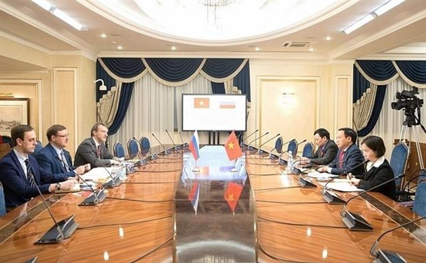 AIPA41:俄罗斯议员和学者高度评价越南在东盟和国际议会组织中的作用 hinh anh 1